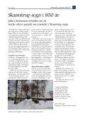 December 2010 - Februar 2011. - Skamstrup-Frydendal Pastorat - Page 7