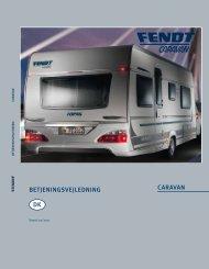 BETJENINGSVEJLEDNING 2011 og 2012 - FENDT Klub Danmark