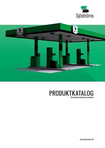 Bläddra i vår nya produktkatalog (PDF) - Sjöströms