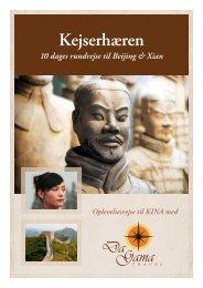 Kejserhæren - DaGama Travel