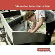 Årsberetning for Gulvbranchen 2008/2009 Gulvbranchens ...
