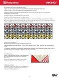 Download projekt - Husqvarna Viking - Page 5