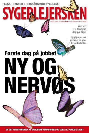 """""""sygeplejersken"""" nr. 5 2010 s. 56 - Sund Sex Skolen"""