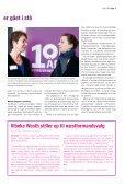 """""""sygeplejersken"""" nr. 5 2010 s. 56 - Sund Sex Skolen - Page 5"""