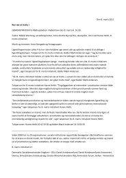 Ren røv at trutte i - Dansk Kvindesamfund
