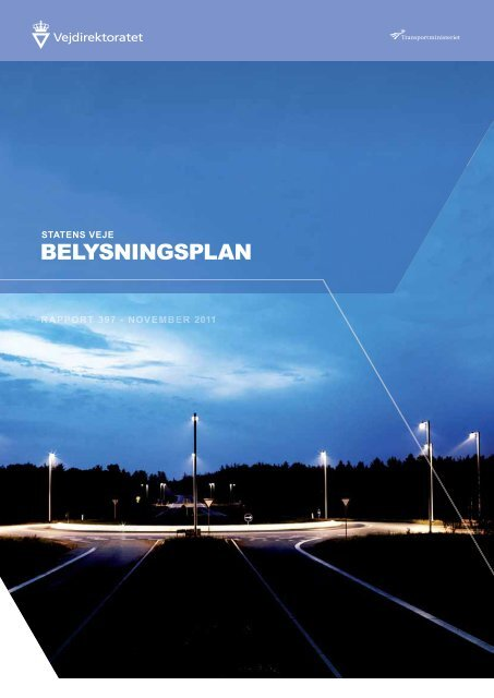 BELYSNINGSPLAN - Vejdirektoratet