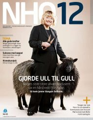 Last ned NHO-Magasinet 01/12