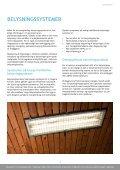 Belysningssystemer - Videncenter for energibesparelser i bygninger - Page 3