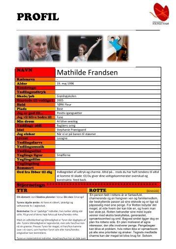 Mathilde Frandsen
