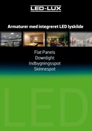 LED-LUX broch 12 - LED-TEK