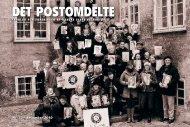 DET POSTOMDELTE - Foreningen af Danske Sceneinstruktører