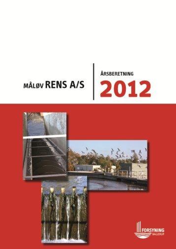 Måløv Rens - Forsyning Ballerup