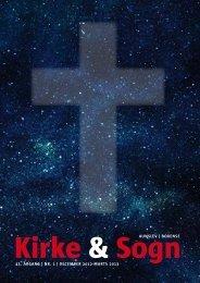 43. årgang | nr. 1 | december 2012-marts 2013 ... - Aunslev Kirke