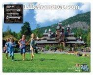 Sommerbrosjyren 2013 - Lillehammer
