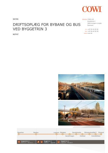 driftsoplæg for bybane og bus ved byggetrin 3 - Hordaland ...