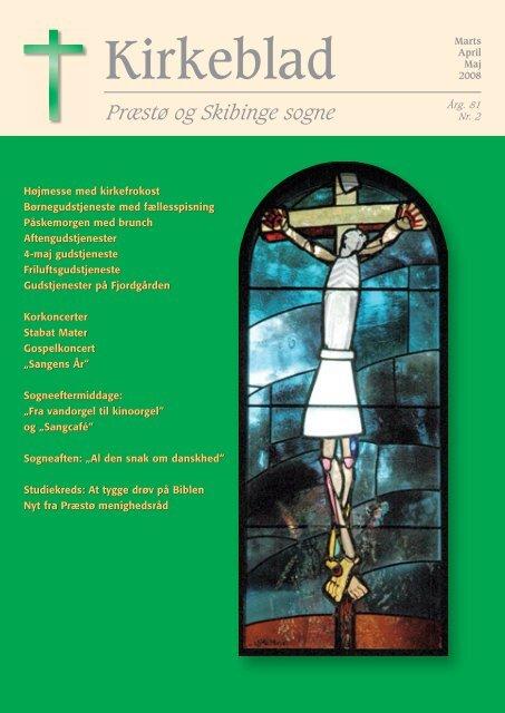 Kirkeblad - Præstø og Skibinge Kirker