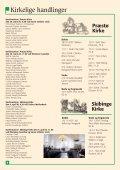 Kirkeblad - Præstø og Skibinge Kirker - Page 6