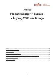 Årgang 2008 - Frederiksberg HF Kursus