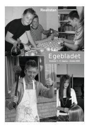 Egebladet - Taastrup Realskole