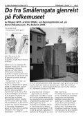 Mer gammelt enn nytt 2/2011 - Vålerenga Historielag - Page 6