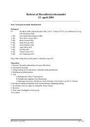 Referat - DSU - Dansk Skak Union