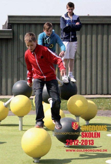 Nykøbing F. – tirsdage - Guldborgsund Ungdomsskole