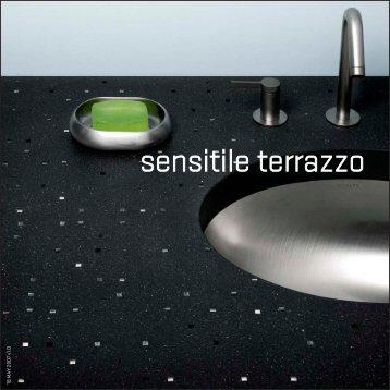 Sensitile Terrazzo 051807 / v1.0 - Swinson Wallcoverings Limited
