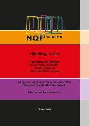 Modul 2 - NQF Inclusive