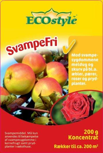 SvampeFri - Middeldatabasen