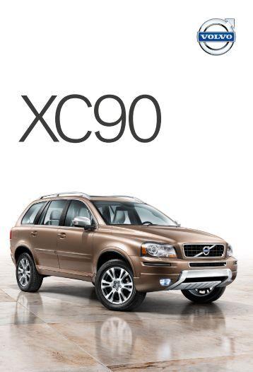 Klik her for at downloade Volvo XC90 brochuren som pdf