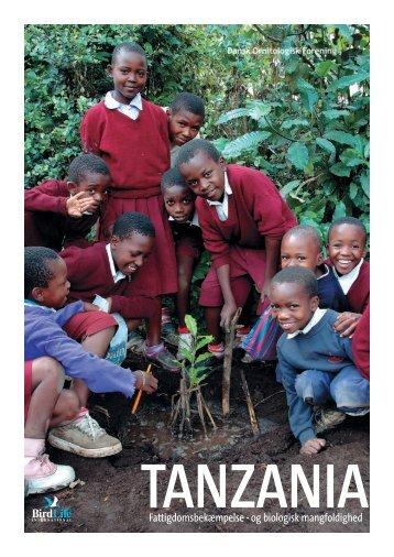Tanzania - Dansk Ornitologisk Forening