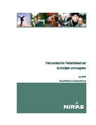 Partnerskab for Patientsikkerhed - en kvalitativ undersøgelse - rapport