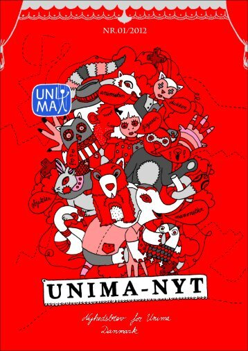 lingen 2012 - UNIMA Danmark