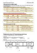 Postbeskrivelser - Dansk Orienterings-Forbund - Page 7