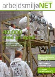Medlemsblad nr. 6 2010 - Arbejdsmiljønet