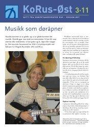 Seksjonsleder Janka Holstad gleder seg til å få - KoRus-Øst