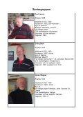 Seniorklub medlemmer - Haderslev Sejl-Club - Page 2