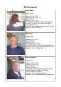 Seniorklub medlemmer - Haderslev Sejl-Club - Page 4