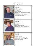 Seniorklub medlemmer - Haderslev Sejl-Club - Page 5