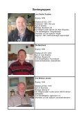 Seniorklub medlemmer - Haderslev Sejl-Club - Page 6