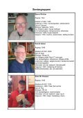 Seniorklub medlemmer - Haderslev Sejl-Club - Page 7