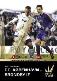 FC København-Brøndby IF kampmagasin - download - Royal League