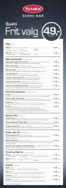 Hent menukort - Spisehus - Page 2