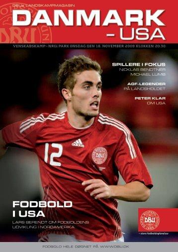 Danmark-USA - DBU