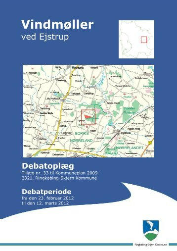Eksempel på debatoplæg - Byggeri & Teknik I/S