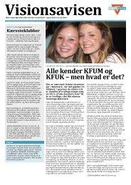 men hvad er det? - KFUM og KFUK i Danmark