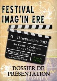 du 21 au 23 septembre 2012 - GRISP-Profilers