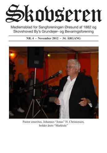 Skovseren - November 2012 - Skovshoved