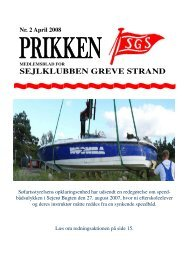Prik2-08 til web - Sejlklubben Greve Strand