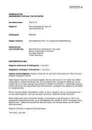 Afgørelse 2012-0173, 3. december 2012, Midttrafik - Ankenævnet for ...